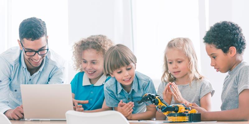aprendizaje actividades extraescolares