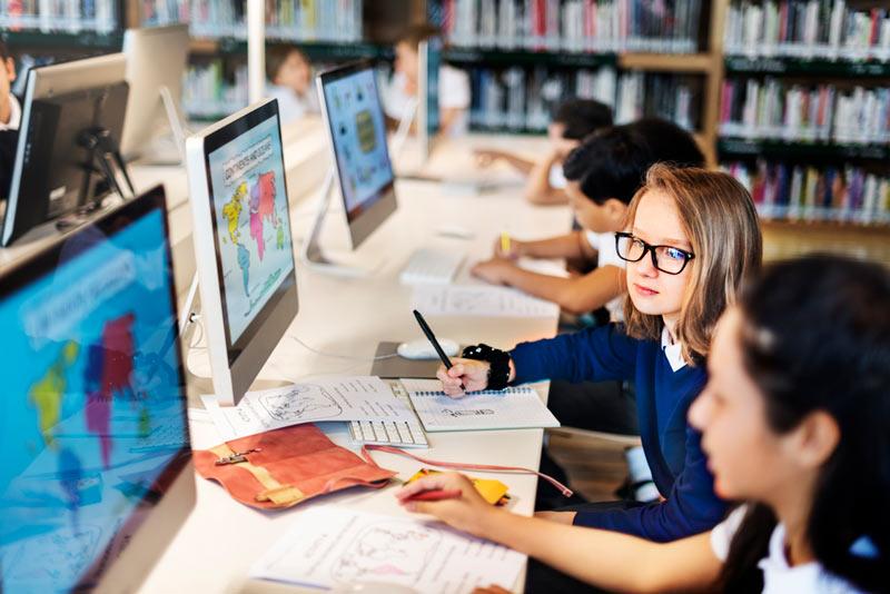 El mundo digital en las aulas en España: herramientas de motivación
