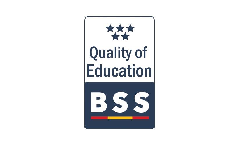 BSS quality seal