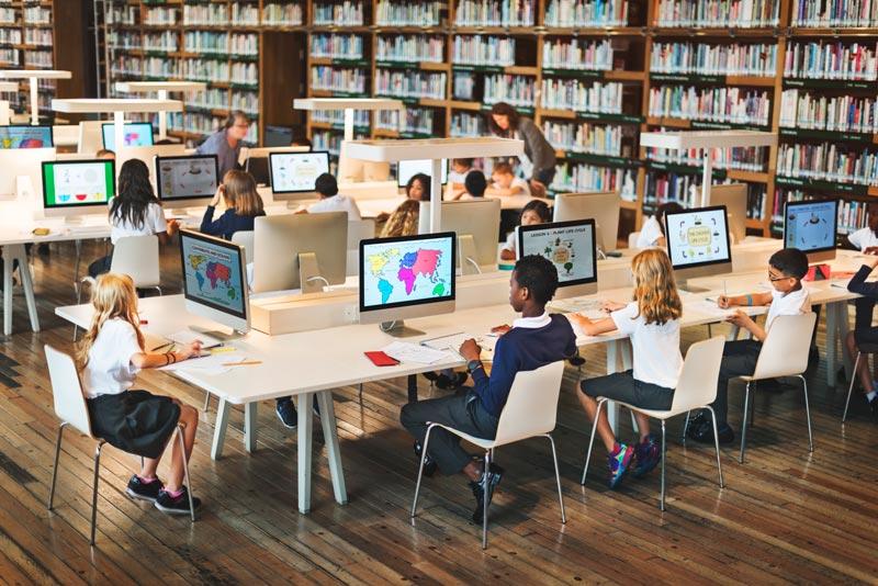 Bridging digital divide education at Best Schools in Spain