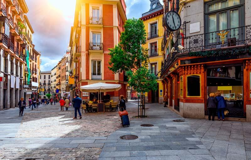 Life in central Spain: Madrid, Toledo and Zaragoza