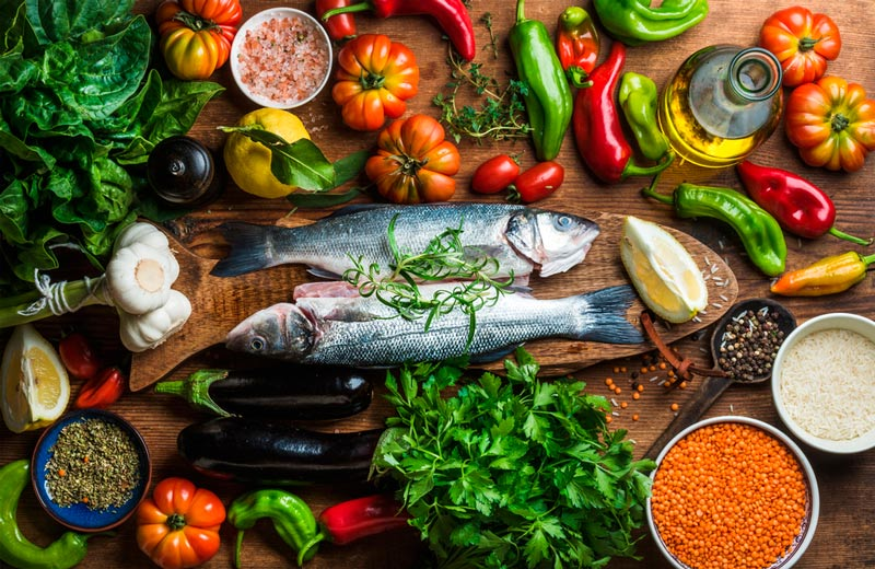 Bienestar en España: la dieta mediterránea, nuestro estilo de vida
