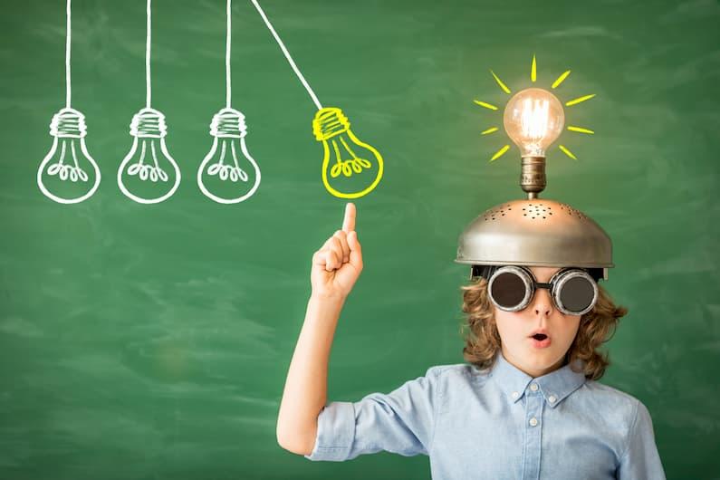 El aprendizaje creativo en nuestros colegios