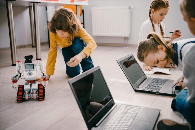 Pedagogías innovadoras para los nativos digitales: Robótica Educativa